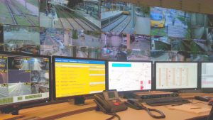 Understanding Work in Public Transport Management Control Rooms