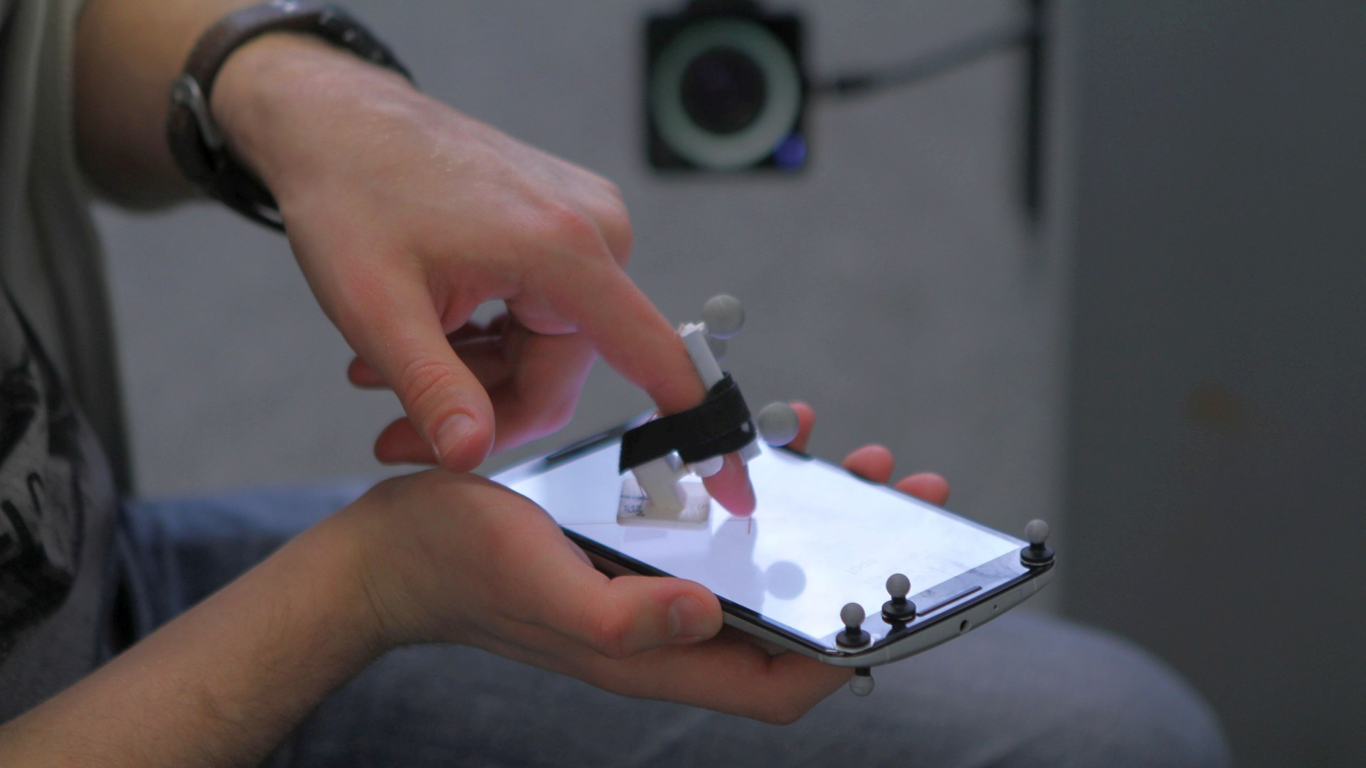 Designing Finger Orientation Input for Mobile Touchscreens