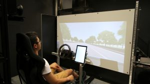 The Effect of Road Bumps on Touch Interaction in Cars