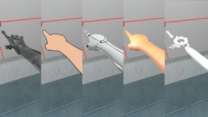 Up to the Finger Tip: The Effect of Avatars on Mid-Air Pointing Accuracy in Virtual Reality