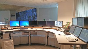 Ethnographic Analysis of the Dispatchers' Workplace in a Rail-Based Transport Control Center
